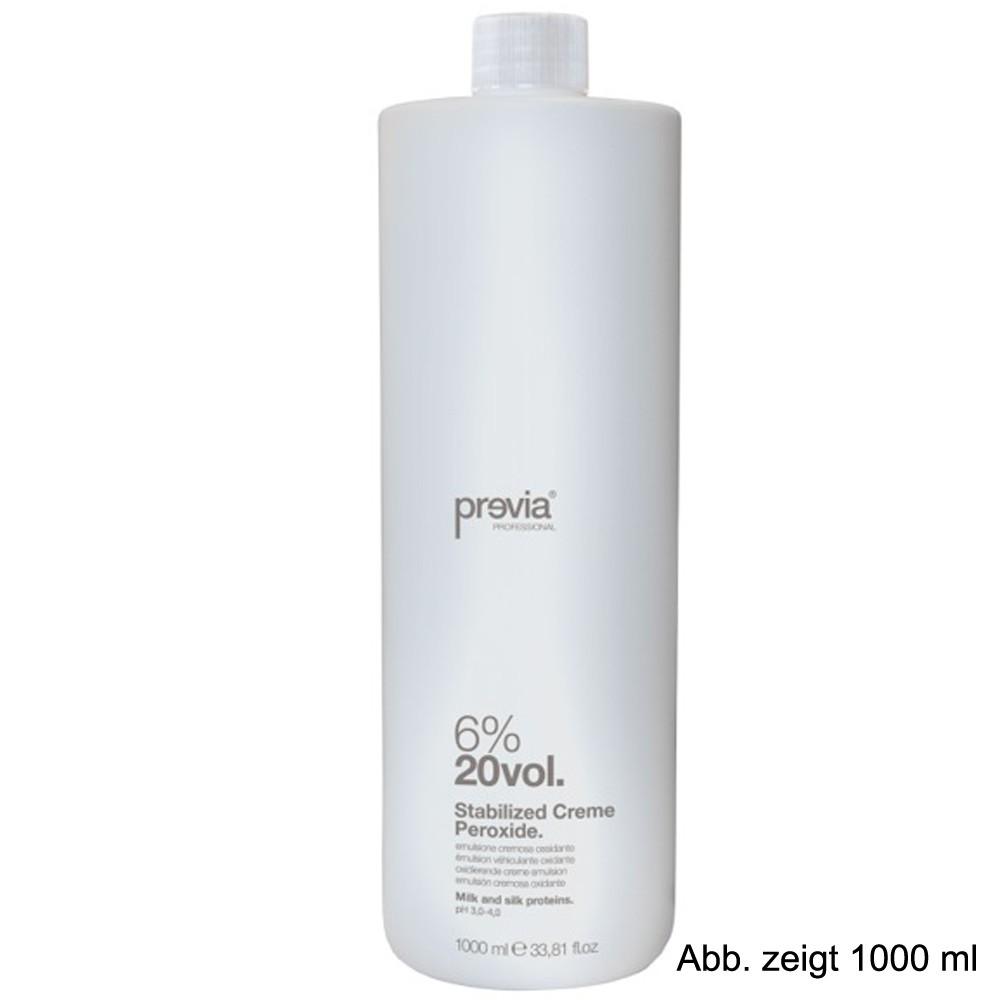 Previa Oxypure 20 vol 6% 150 ml