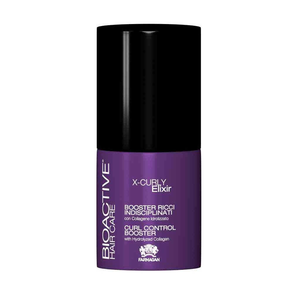 BIOACTIVE HAIRCARE X-CURLY ELIXIR - Booster 75 ml