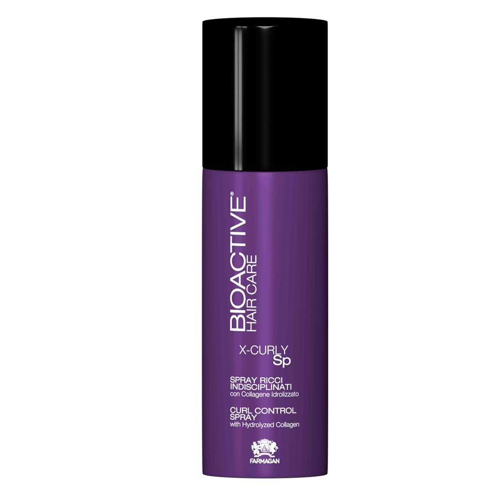 BIOACTIVE HAIRCARE X-CURLY Spray 150 ml