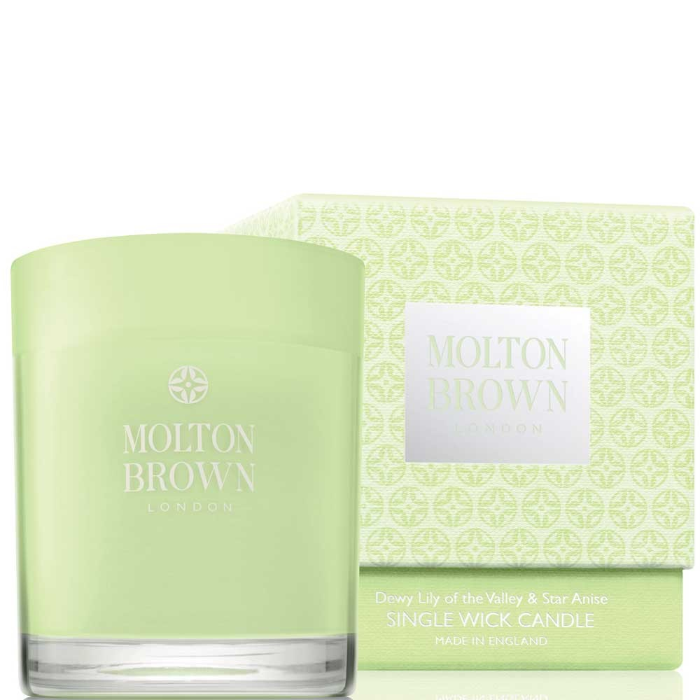 Molton Brown Dewy lily of the Valley & Star Anise 3 Wick Candl