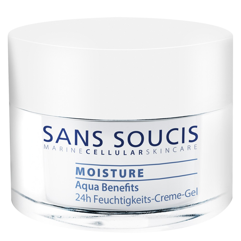 Sans Soucis Moisture Aqua Benefits 24h-Creme Gel 75 ml