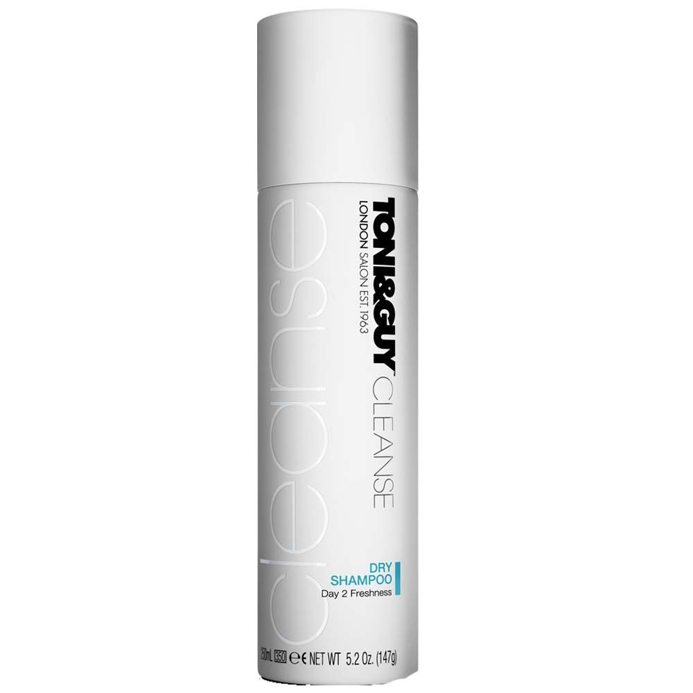 TONI&GUY Cleanse Dry Shampoo 250 ml