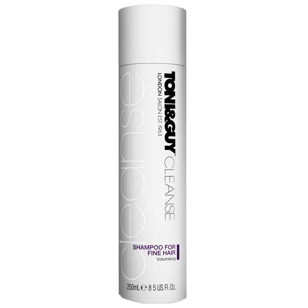 TONI&GUY Cleanse Shampoo Fine Hair 250 ml