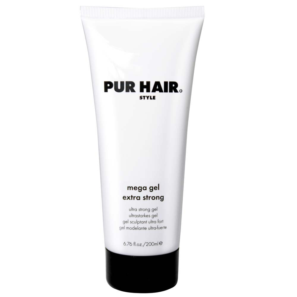 PUR HAIR. mega gel 200 ml