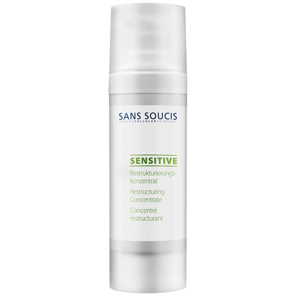 Sans Soucis Sensitive Restrukturierungskonzentrat 30 ml