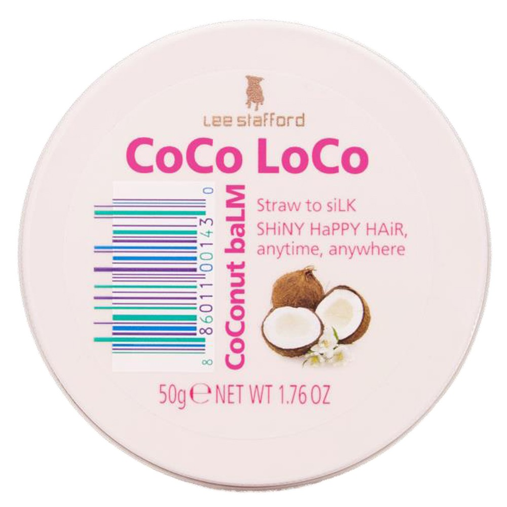 Lee Stafford Coco Loco Coconut Balsam 59 g
