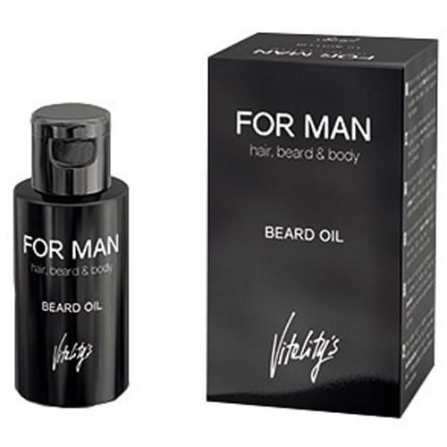 Vitality's FOR MAN Beard Oil 30 ml