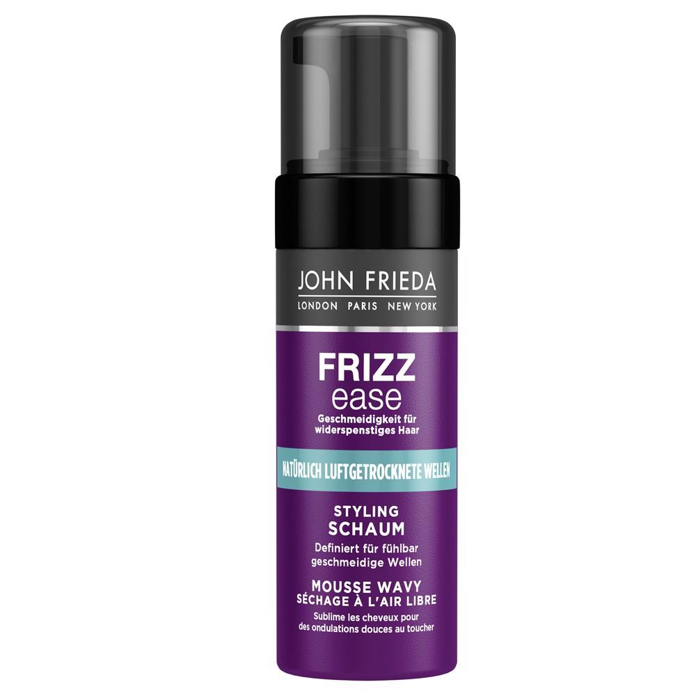 John Frieda Frizz Ease Styling-Schaum Natürlich luftgetrocknete Wellen 150 ml