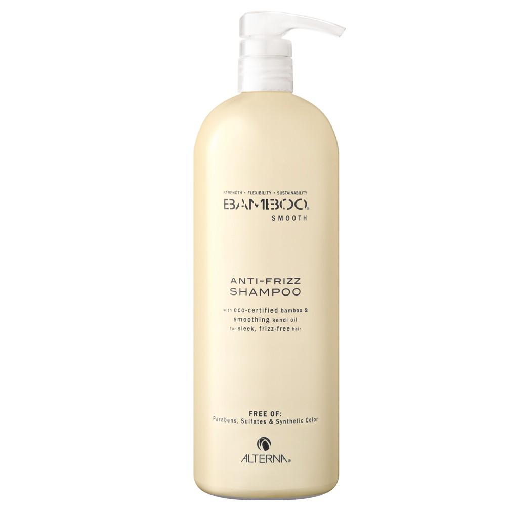Alterna Bamboo Smooth Anti-Frizz Shampoo 1000 ml
