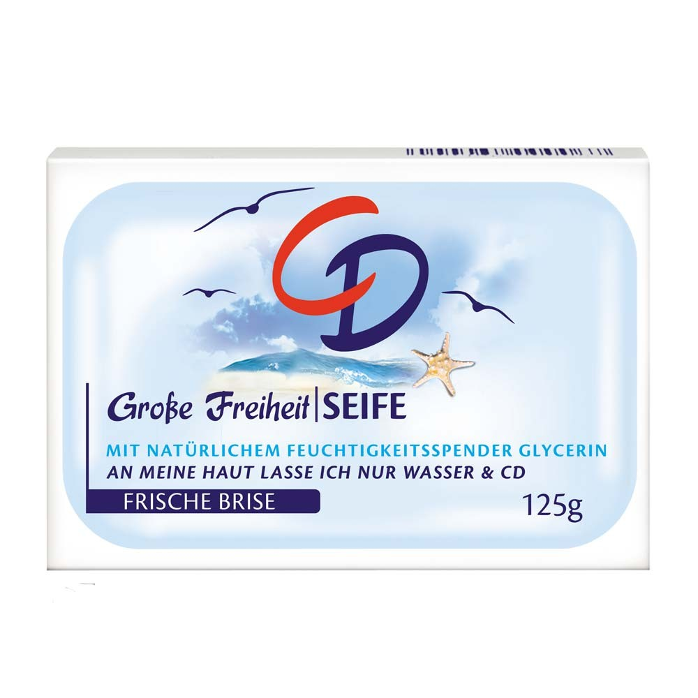 CD Milde Seife Große Freiheit 125 g