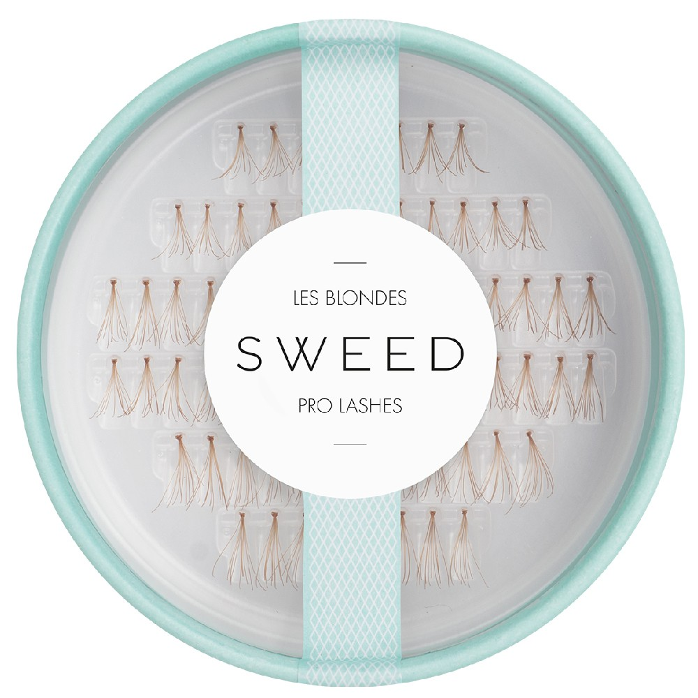 Sweed Lashes Blond Les Blondes 72 Einzelwimpern