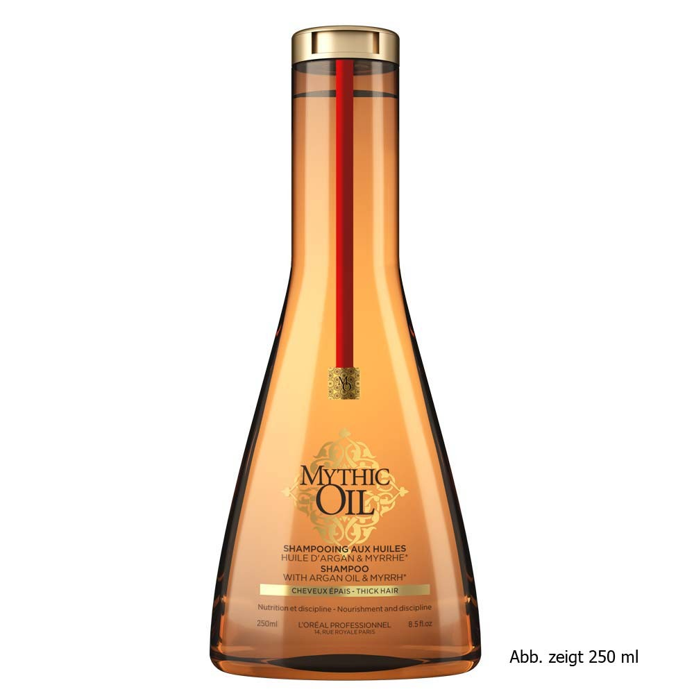 L'oréal Mythic Oil Shampoo für kräftiges Haar 1000 ml
