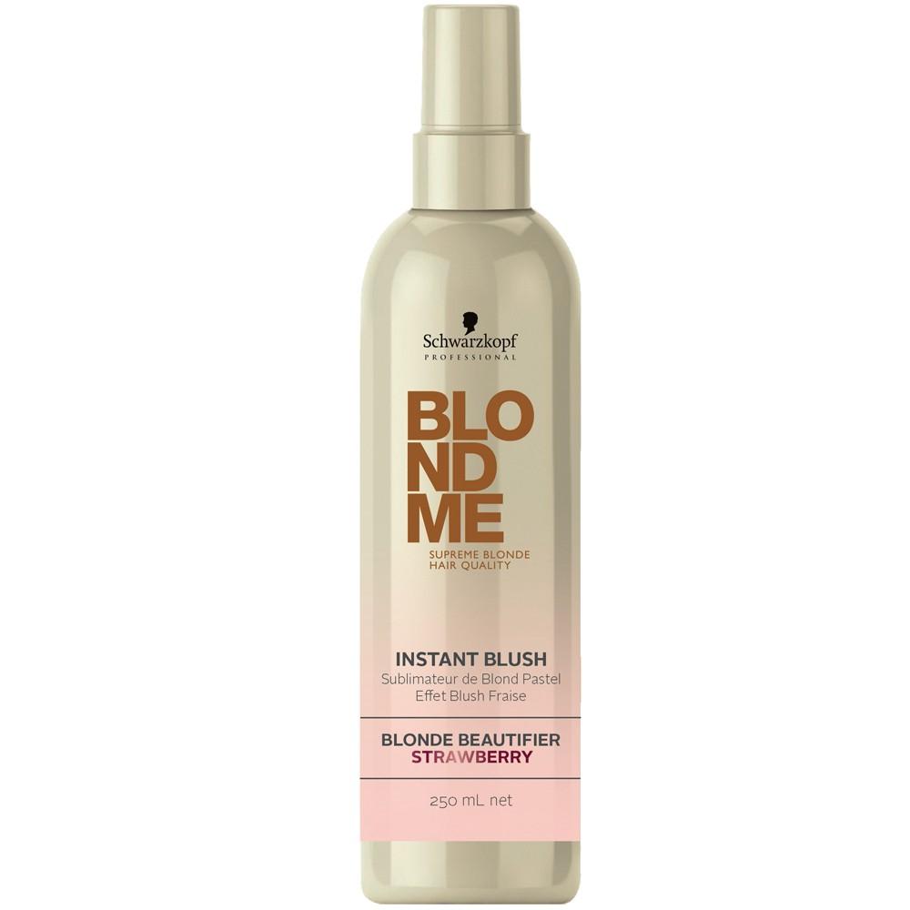 Schwarzkopf Blondme Instant Blush Erdbeer 250 ml