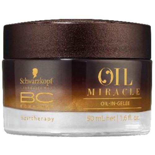 Schwarzkopf BC Bonacure Oil Miracle Oil-in Gelee 50 ml