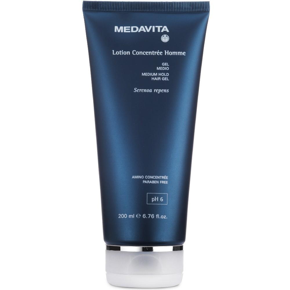 Medavita Medium hold hair gel 200 ml