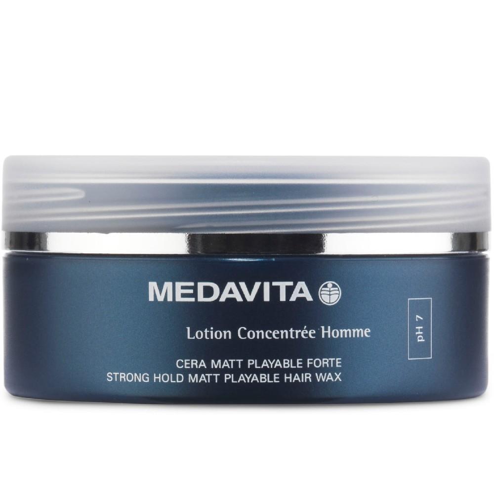 Medavita Strong hold matt playable hair wax 100 ml