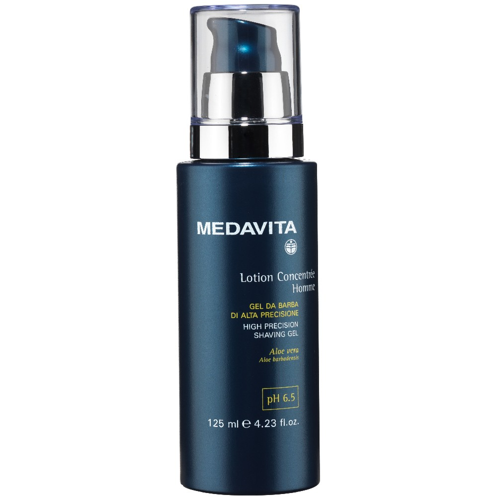 Medavita Lc homme High precision shaving gel 125 ml