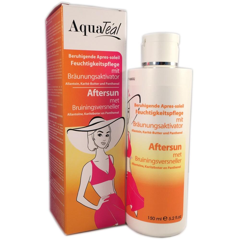AquaTeal Aprés-Soleil Feuchtigkeitspflege 150 ml