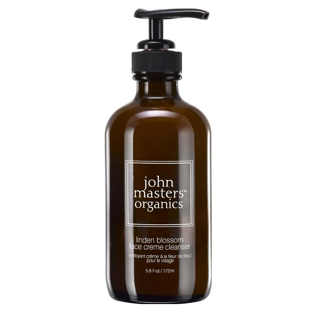 john masters organics Linden Blossom Face Creme Cleanser 172 ml