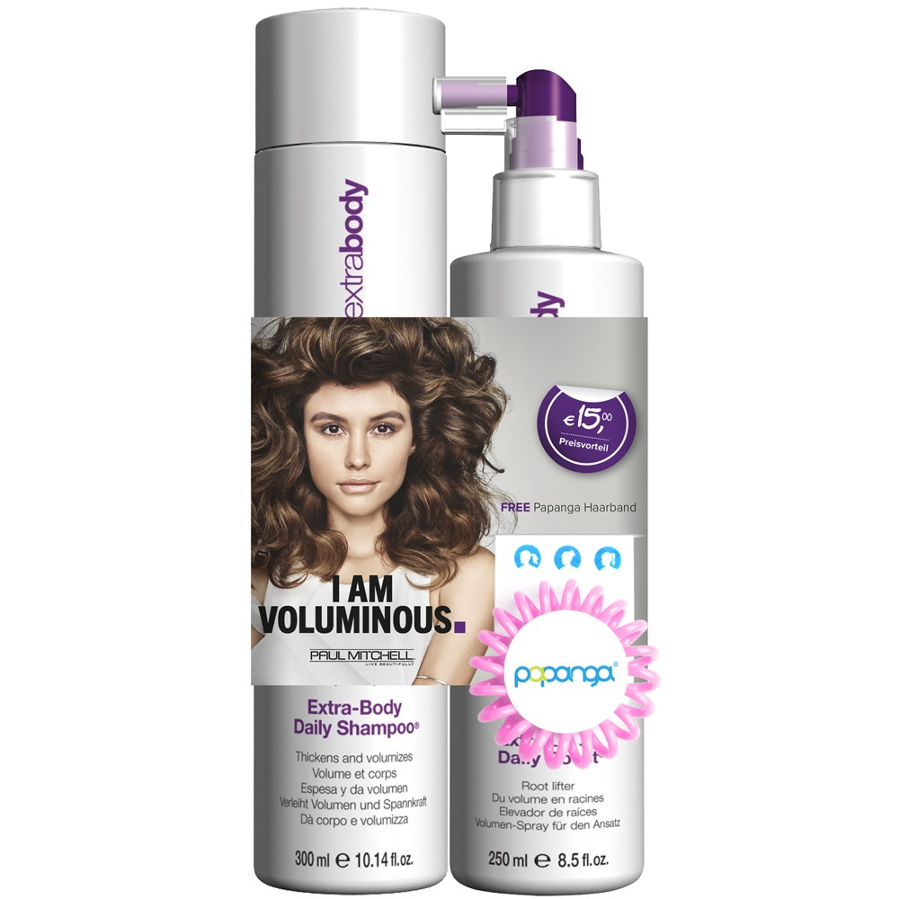 Paul Mitchell Save on Duo Extrabody