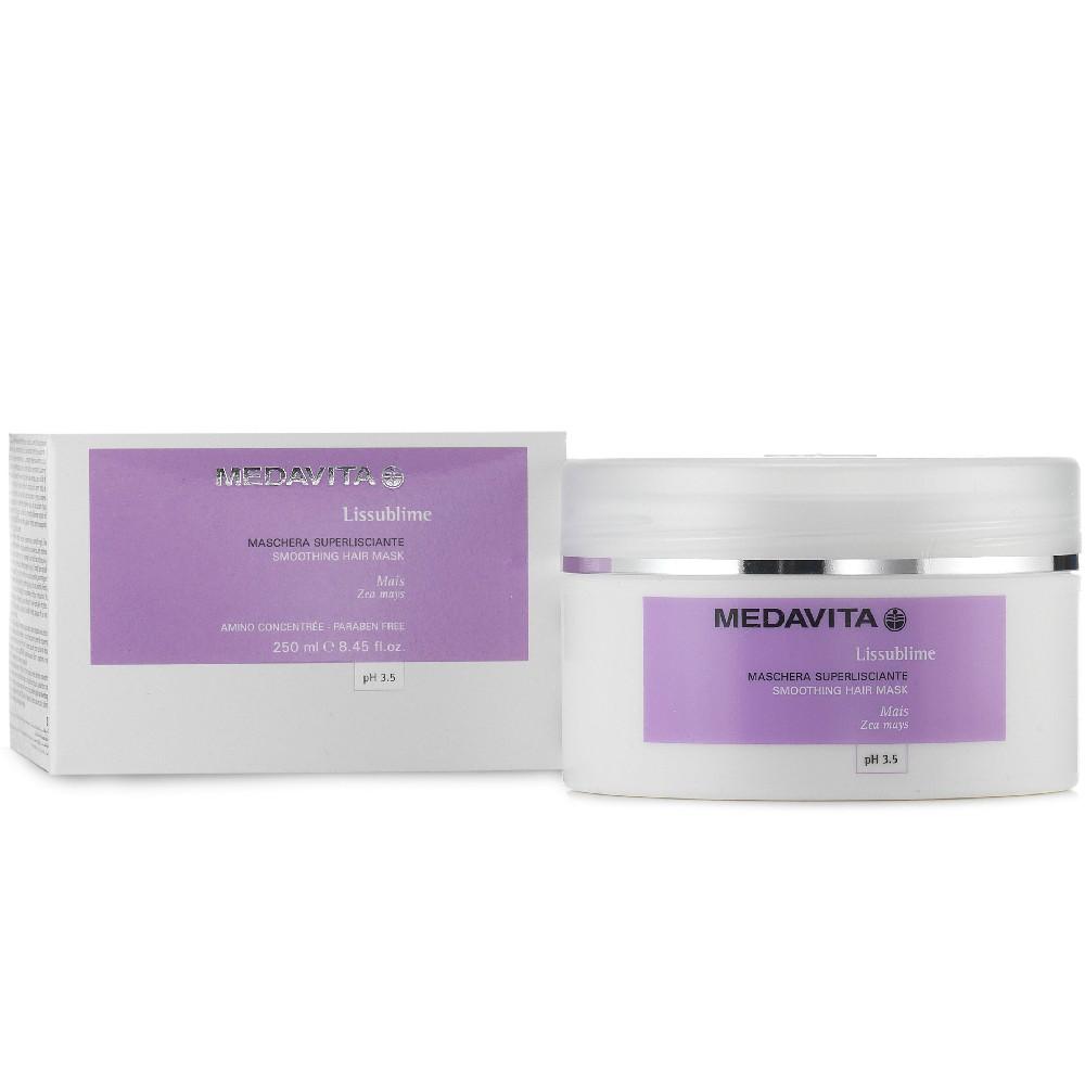 Medavita Smoothing Hair Mask 250 ml