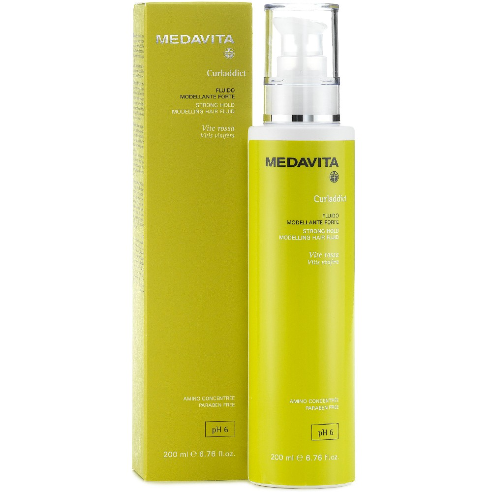 Medavita Strong Hold Modelling Hair Fluid 200 ml