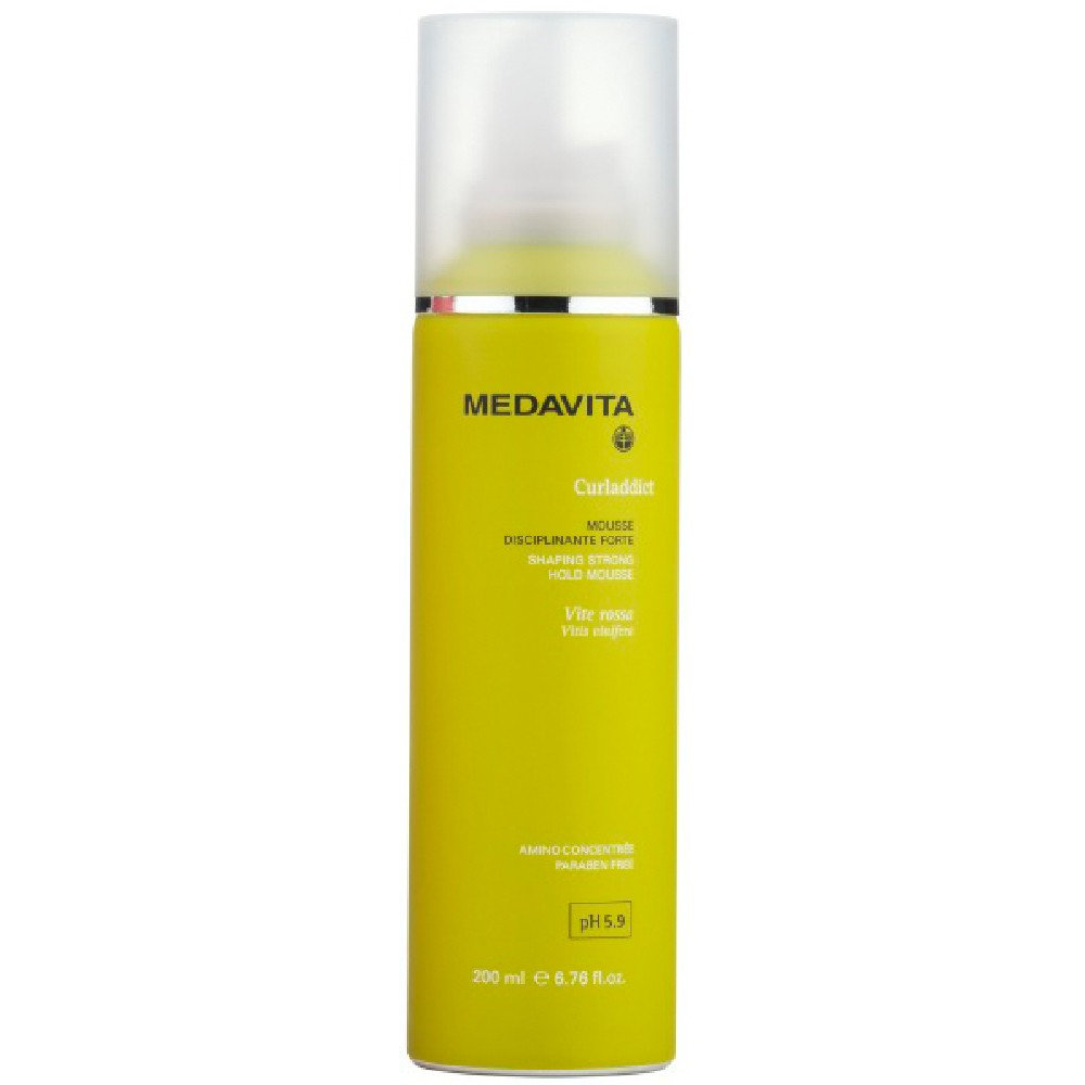 Medavita Shaping Strong Hold Mousse 200 ml