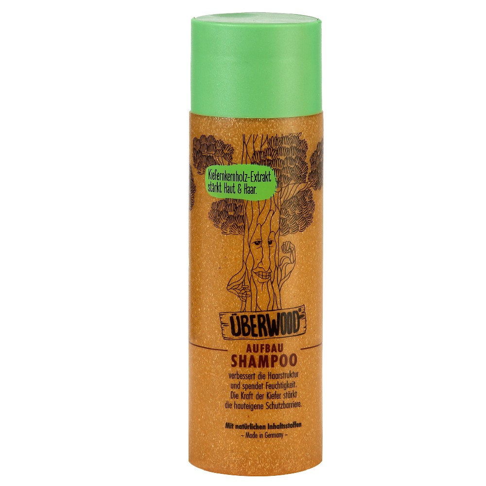 ÜBERWOOD Anti Schuppen Shampoo 200 ml