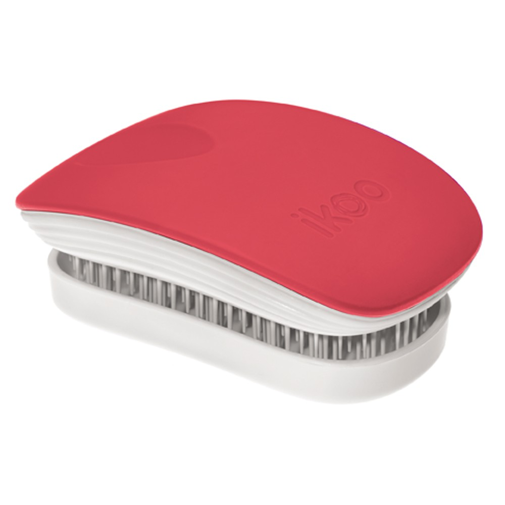 ikoo brush POCKET white - fireball