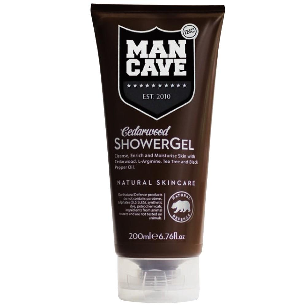 ManCave Cedarwood Shower Gel 200 ml