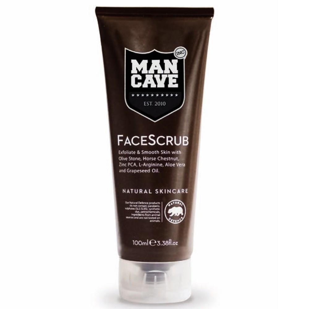ManCave Face Scrub 100 ml