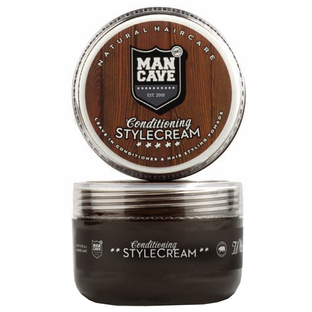ManCave Conditioning Style Cream 75 ml