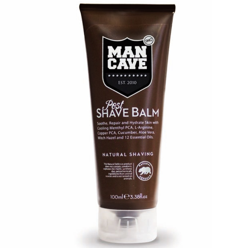 ManCave Post Shave Balm 100 ml