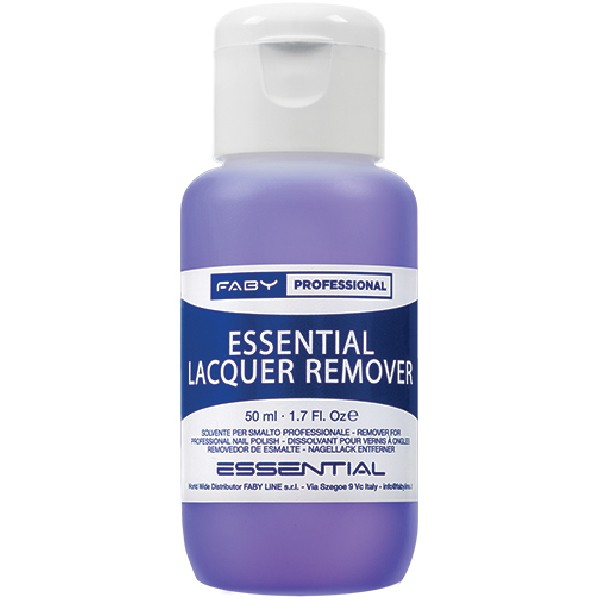 FABY Essential Lacquer Remover 50 ml