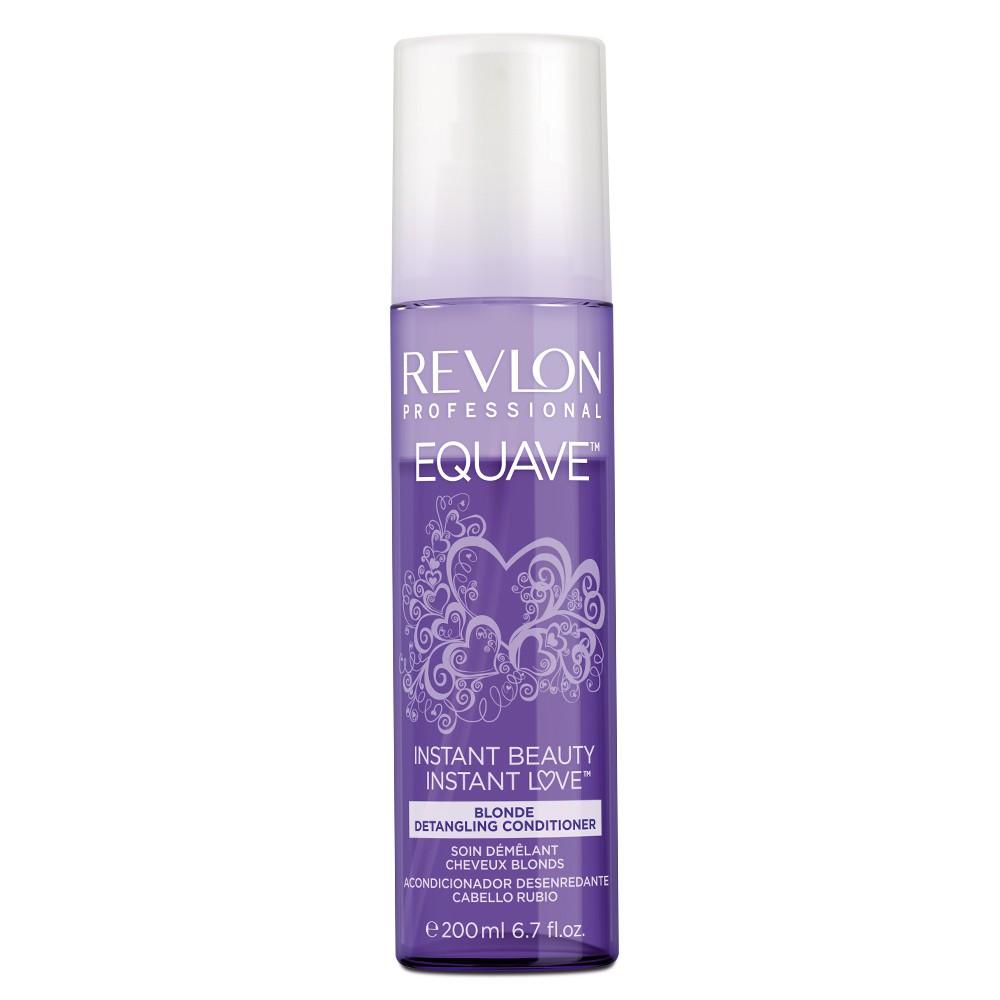 Revlon Equave Instant Beauty Blonde Detangling Conditioner 200 ml