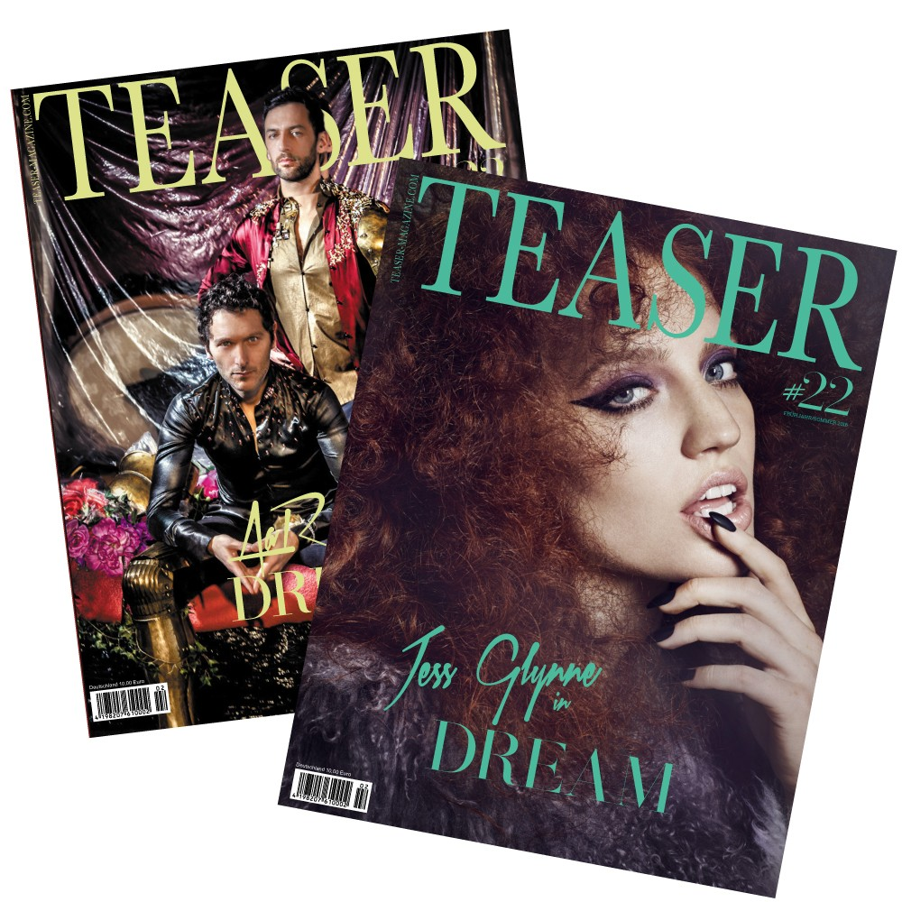 TEASER Magazine #22 Dream