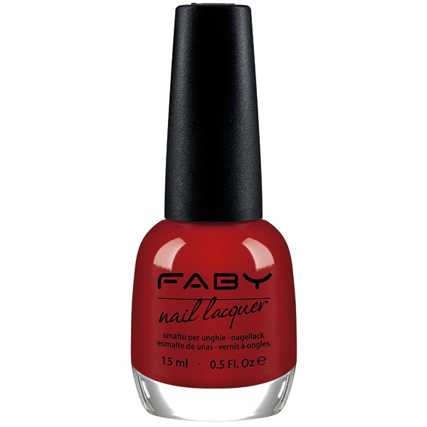 FABY The power of red 15 ml