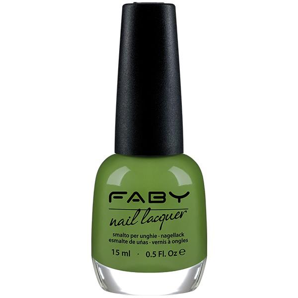 FABY Mint bubbles 15 ml