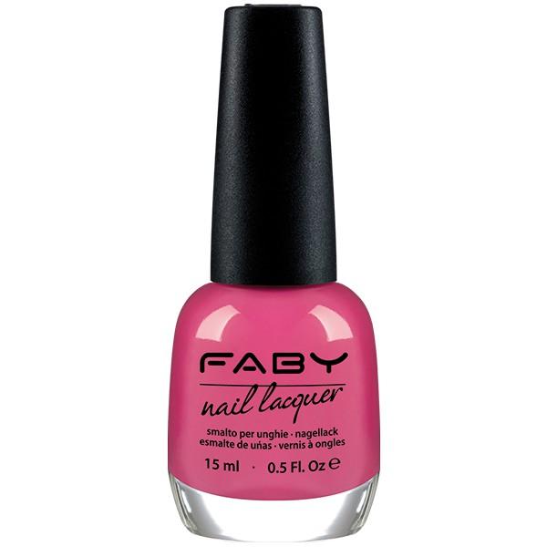 FABY Hula Hoop pink 15 ml