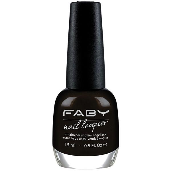 FABY It's not black. It's dark 15 ml