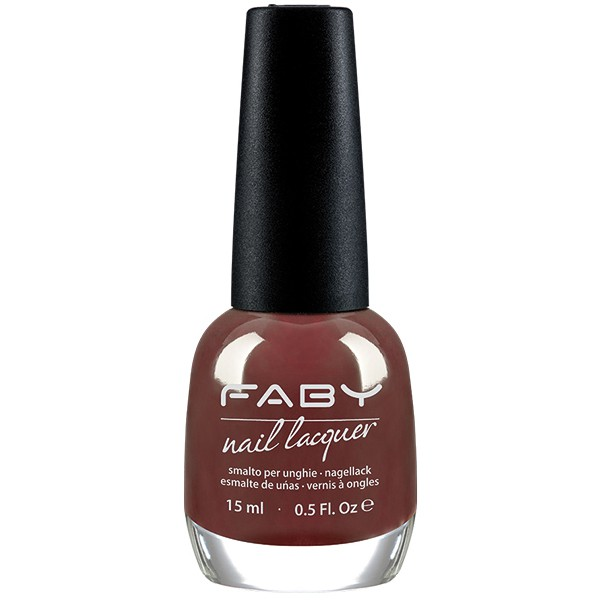 FABY The three laws of nails 15 ml
