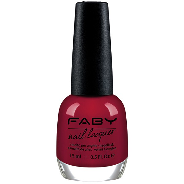 FABY Red at night… 15 ml