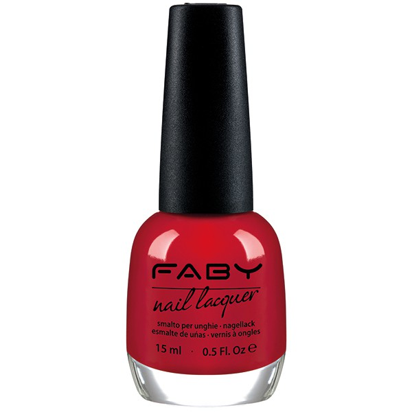 FABY Red hot! 15 ml