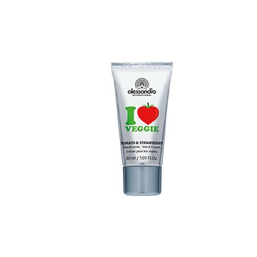 Alessandro Handcreme Tomate & Erdbeere 30 ml Veggie