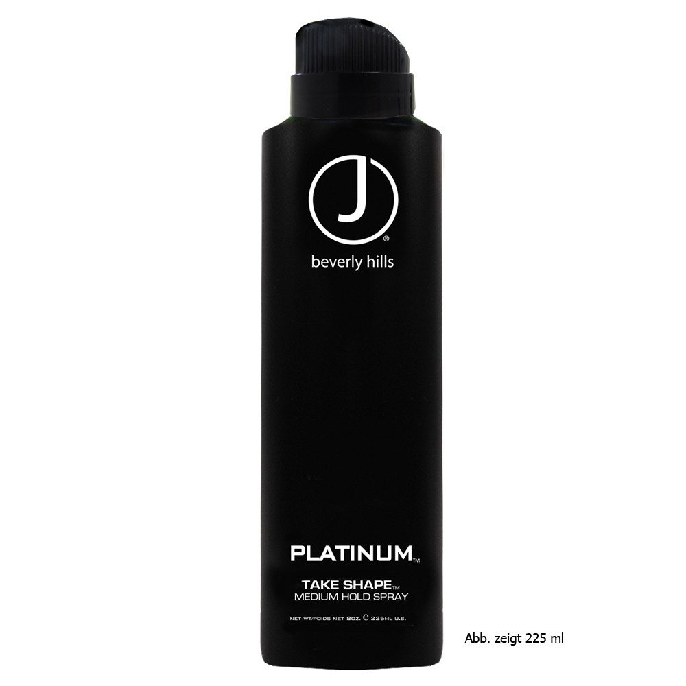 J Beverly Hills Platinum Take Shape Spray 100 ml