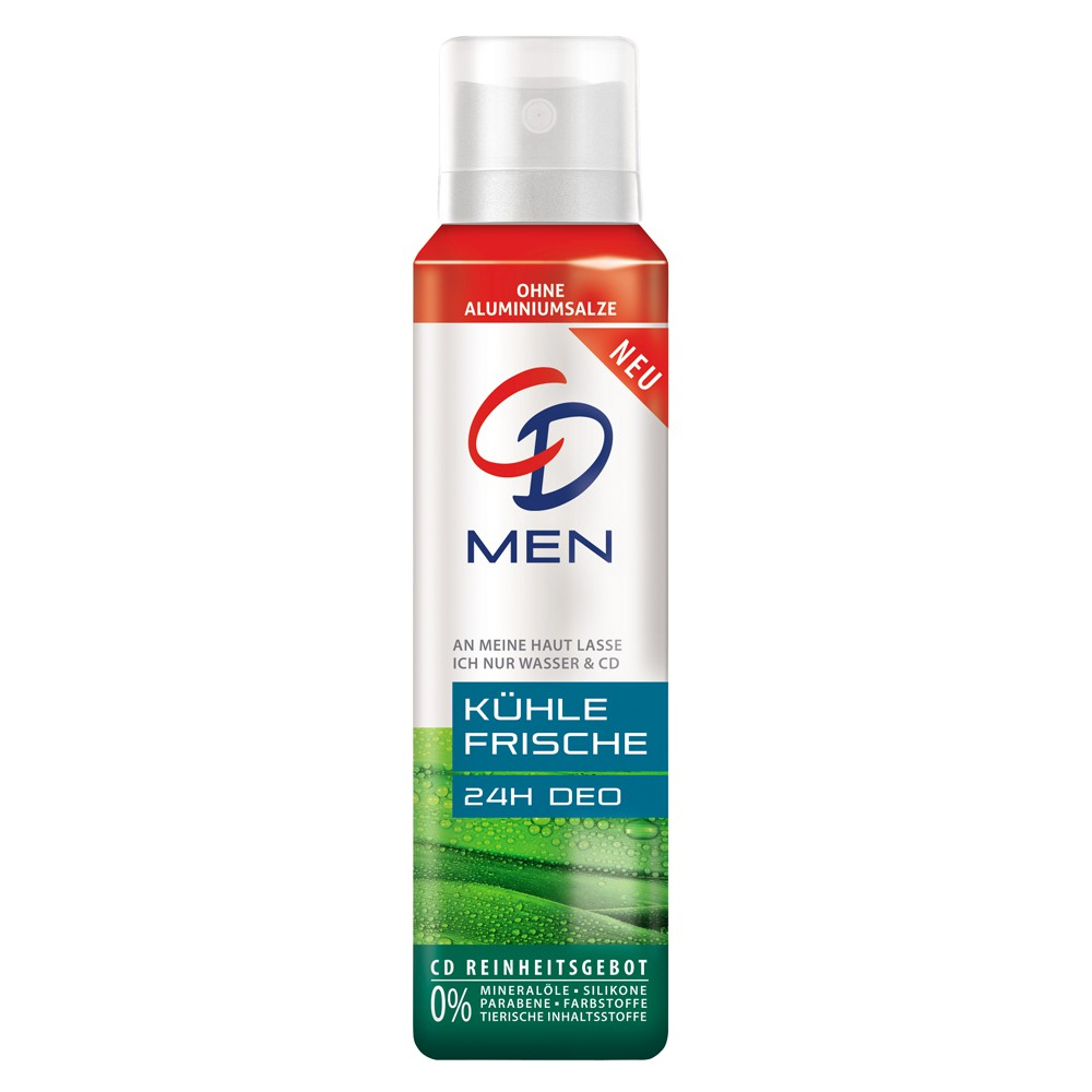 CD Men Deo-Spray Kühle Frische 75 ml