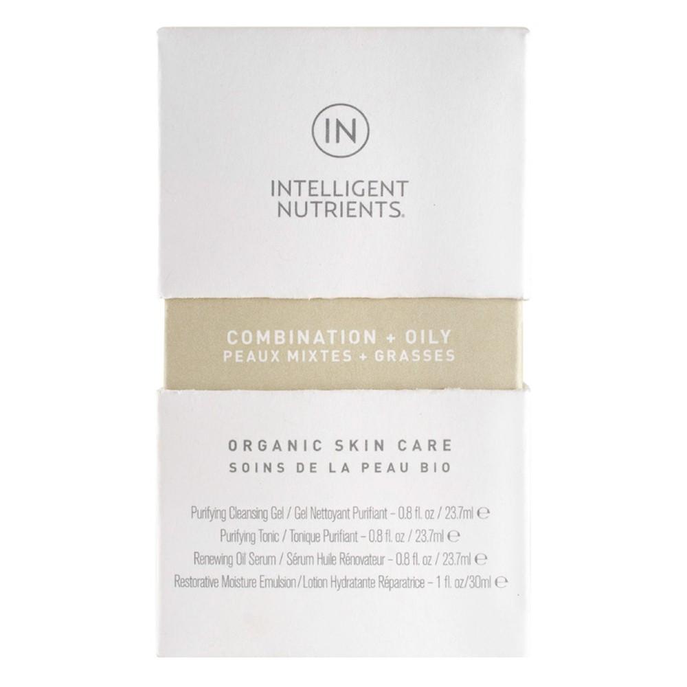 Intelligent Nutrients Starterkit Mischhaut & Fettige Haut