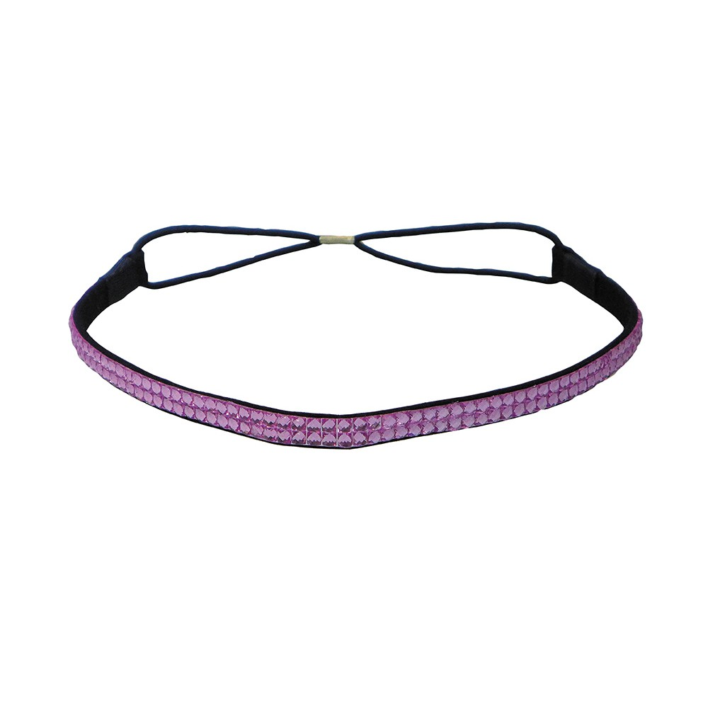 Comair Haarband rosa