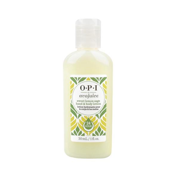 OPI Avojuice Sweet Lemon Sage Hand- & Bodylotion 30 ml