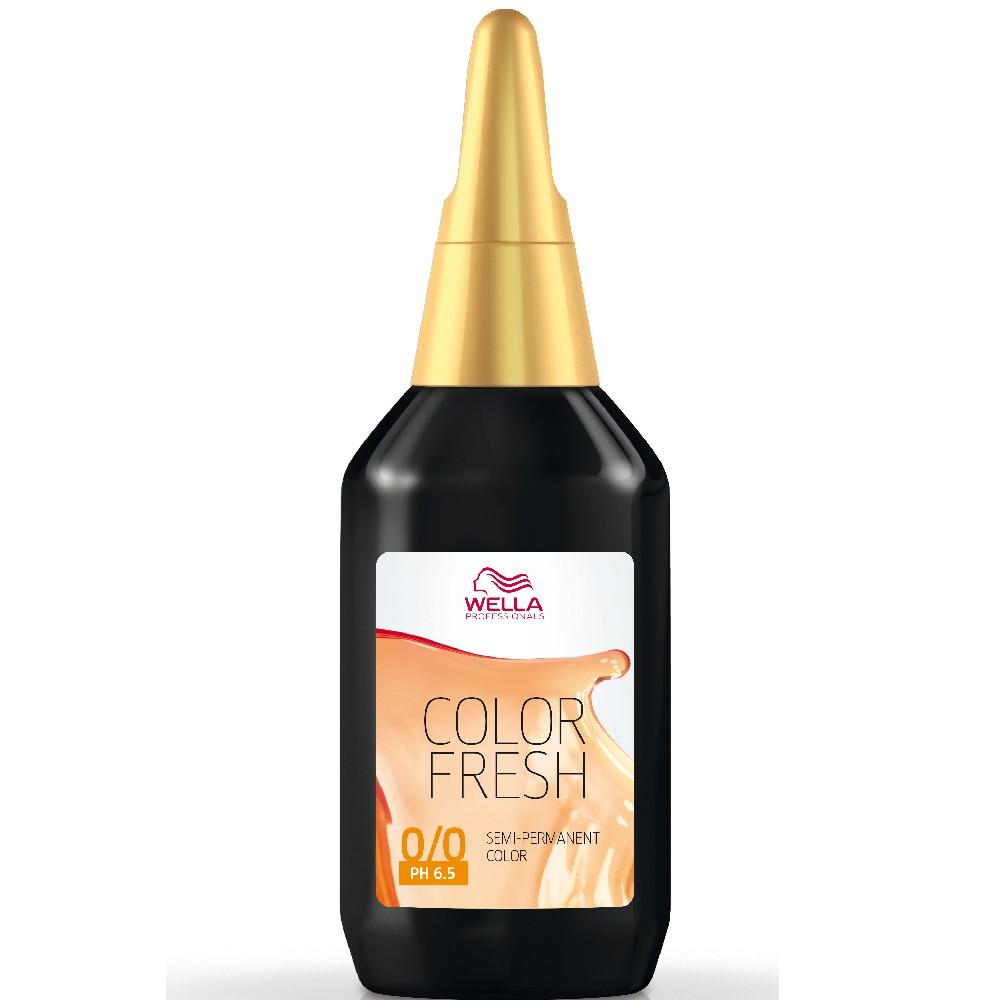 Wella  Color fresh 7/74 Mittelblond Braun-Rot 75 ml
